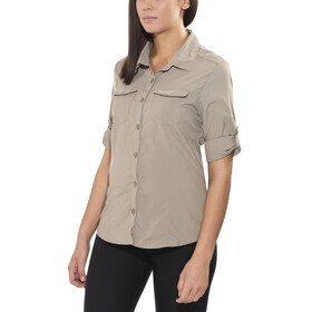 Craghoppers NosiLife Adventure - T-shirt manches longues Femme - beige